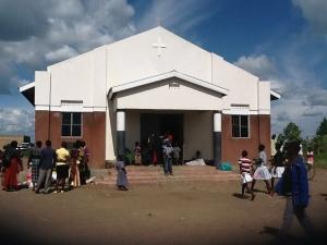 The Agung Parish Church